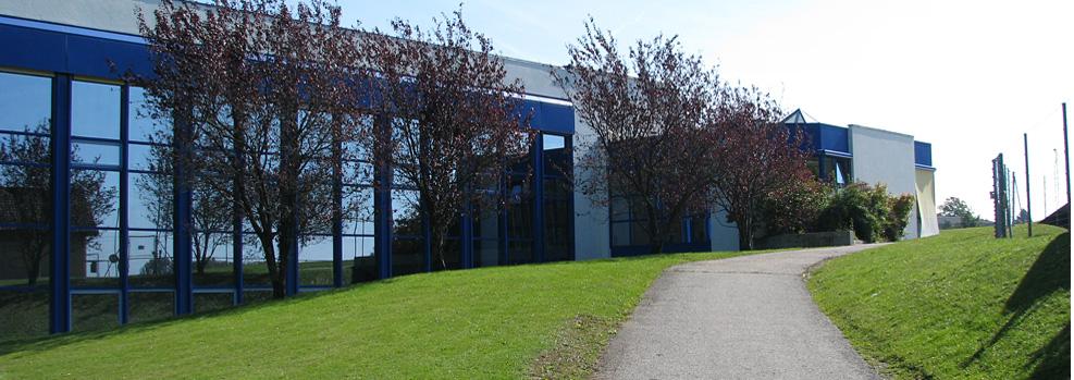 Salle de gym de la Croix-Blanche