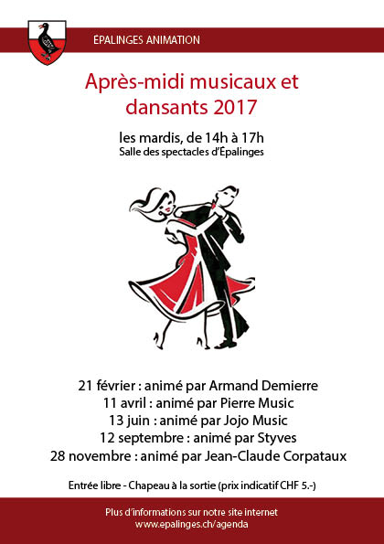 Flyer A M musicaux et dansants 2017 version 2